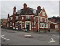 SO9669 : Ladybird Inn, Aston Fields, Bromsgrove by Jaggery