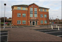 SO9568 : Buntsford Court, Bromsgrove by Jaggery