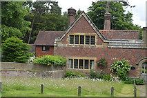 TQ5346 : Penshurst Lodge by N Chadwick