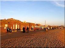 TQ2704 : Public Conveniences, Western Esplanade, Hove by Simon Carey