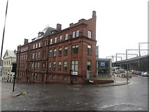 NZ2463 : Forth Banks Police Station, Newcastle upon Tyne by Graham Robson