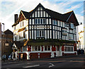 "TQ2887 : ""The Gatehouse"" public house, Highgate by Julian Osley"