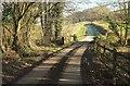 SS5417 : Kingscott Hill Bridge by Derek Harper
