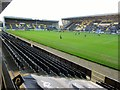 SK5838 : Empty seats in The Jimmy Sirrel Stand, Meadow Lane, Nottingham by Richard Humphrey