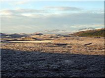 NN4258 : A view towards Sròn Smeur by John Lucas
