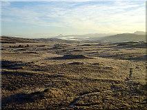 NN4258 : Rannoch Moor by John Lucas