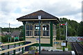 TR2849 : Eythorne Signalbox by N Chadwick