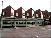 SJ6552 : Harrisons Cafe Bar and Lounge, Nantwich by Jaggery