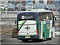 J3775 : Northern Ireland football coach, Belfast City Airport (December 2016) by Albert Bridge