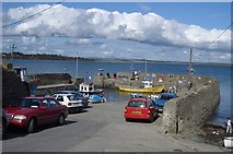 S8005 : Fethard Harbour by Alex Passmore