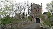 D3115 : Glenarm, Co Antrim - Barbican Gate to Glenarm Castle by Colin Park