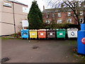 SO6417 : Drybrook Recycling Site by Jaggery