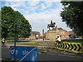 SP0583 : Skyride 2012 5 - Edgbaston, Birmingham by Martin Richard Phelan
