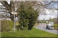 SJ5343 : A49 north of Whitchurch by Richard Webb