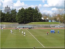 NT2774 : Meadowbank Stadium by Richard Webb