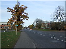 SP5397 : Coventry Road (B4114), Narborough by JThomas