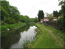 SK0300 : Beside the Boathouse - Walsall, Staffordshire by Martin Richard Phelan
