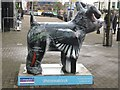 NZ2464 : Great North Snowdog Newcastle.United.Inspired, St James' Park, Newcastle upon Tyne 2 by Graham Robson