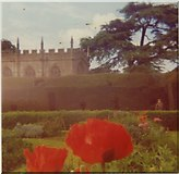 SP0327 : Sudeley Castle and gardens by David Howard archives