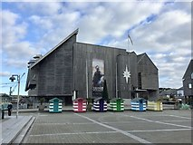 SW8132 : Falmouth: National Maritime Museum by Jonathan Hutchins