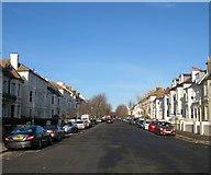TQ2704 : Westbourne Villas, Aldrington, Hove by Simon Carey