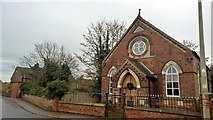 SK6895 : Former Wesleyan Methodist Chapel, Misson by Chris Morgan