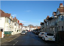 TQ2704 : Norman Road, Aldrington, Hove by Simon Carey