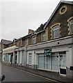 ST2096 : Vacant High Street premises, Newbridge by Jaggery