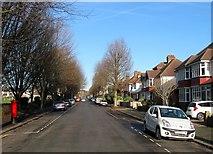 TQ2704 : Wish Road, Aldrington, Hove by Simon Carey