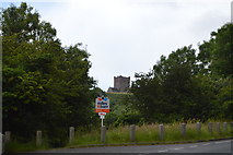 TR3241 : Dover Castle Church by N Chadwick