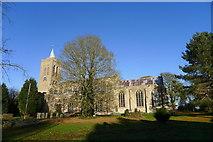 TF4024 : Church of St Mary Magdalene, Gedney by Tim Heaton