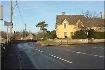 ST8080 : Limes Farmhouse, Acton Turville by Derek Harper
