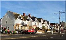 TQ2704 : 267-279, Kingsway, Aldrington, Hove by Simon Carey