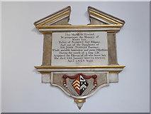 TF6120 : St Nicholas' Chapel, King's Lynn: memorial (23) by Basher Eyre