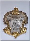 TF6120 : St Nicholas' Chapel, King's Lynn: memorial (32) by Basher Eyre