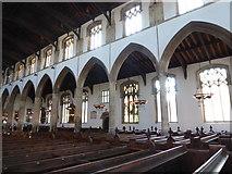 TF6120 : Inside St Nicholas' Chapel, King's Lynn (18) by Basher Eyre