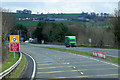 SO0627 : Brecon Bypass (A40) by David Dixon