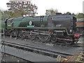 SO7192 : Bridgnorth Station - Sir Keith Park by Chris Allen