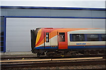 SU4212 : Northam Train Care Depot by N Chadwick