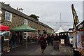 SH5571 : Menai Bridge Christmas Food Festival (Prince's Pier) by Oliver Mills