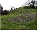 SS5697 : Remains of Loughor Castle by Jaggery