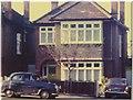 TQ3171 : 1966 Roxburgh Road West Norwood London SE27 by Hazel Greenfield