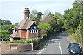 TQ5639 : Rusthall Lodge by N Chadwick