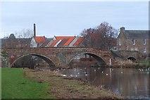 NT5173 : Nungate Bridge, Haddington by Jim Barton