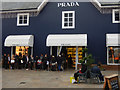 SP5821 : Queueing for Prada by Stephen McKay