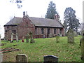 SJ4918 : The Church of St John the Baptist at Albrighton by Peter Wood