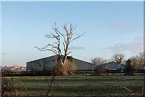 TQ2996 : South Lodge Farm, Enfield by Christine Matthews