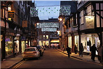 SJ4066 : St Werburgh Street, Chester by Jeff Buck