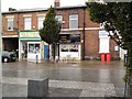 SJ9295 : The Little Cafe In The Square by Gerald England