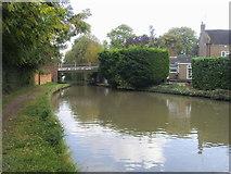 SP6165 : Grand Union Canal Walk by Shaun Ferguson